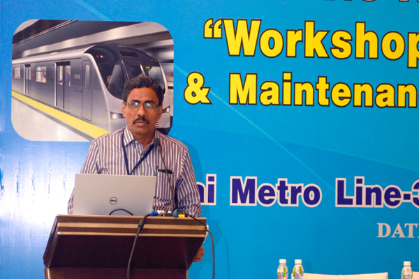 Presentation by Bangalore Metro
