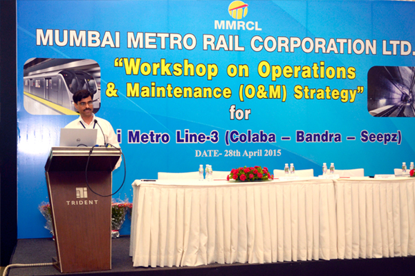 Presentation by Rapid Metro, Gurgaon