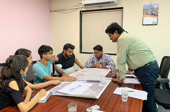 Glimpses of the workshop conducted by MMRC & ORF
