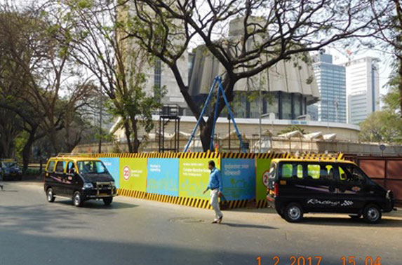 Geo-technical investigation for tunnel at Vidhan Bhavan