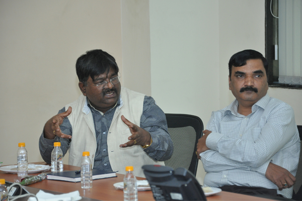 Mr. R. Ramana, Executive Director (Planning) MMRC