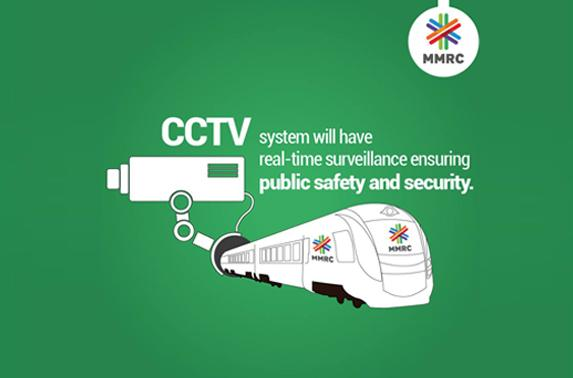 CCTV system will have real time surveillance ensuring public safety and security