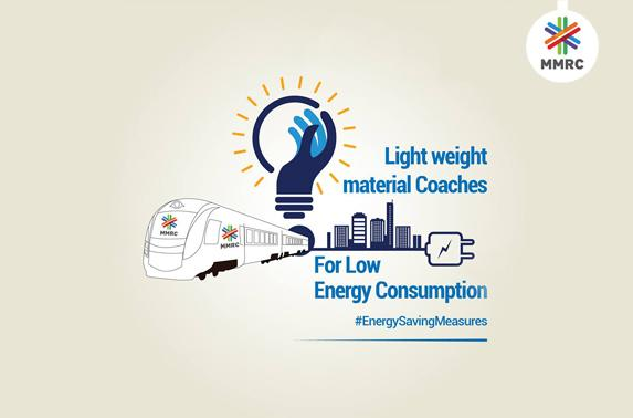 Light weight material Coaches For Low Energy Consumption
