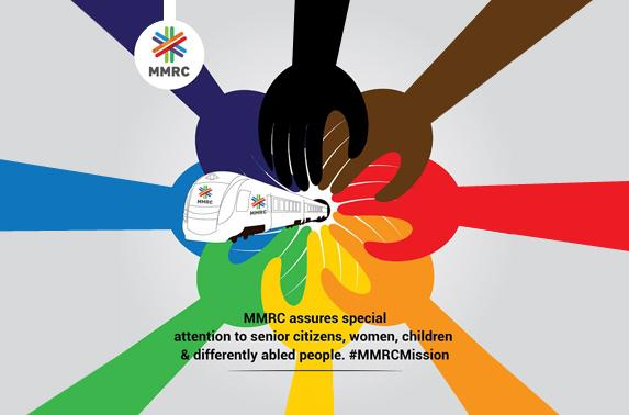 MMRC ensures special attention to senior citizens, women, children & differently abled people. #MMRCMission