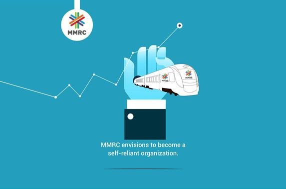 MMRC envisions to become a self-reliant organization.