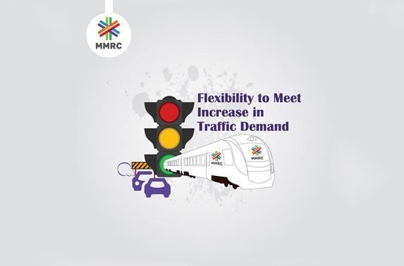 Flexibility to Meet Increase in Traffic Demand
