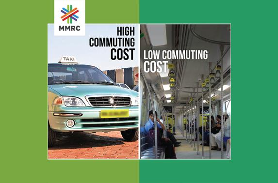 High Commuting Cost Low Commuting Cost