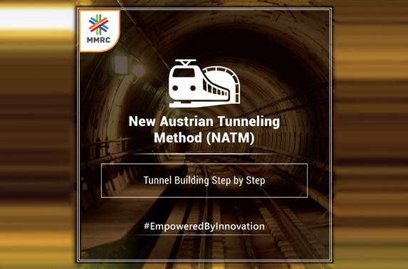 New Austrian Tunneling Method(NATM)