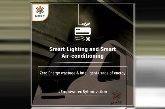 Smart Lighting and Smart Air-conditioning