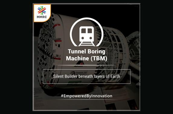 Tunnel Boring Machine(TBM)