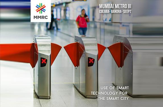 Use of smart technology for the smart city