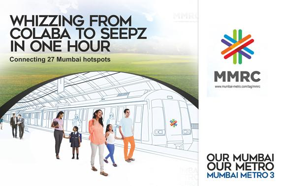 Whizzing from colaba to seepz in one hour