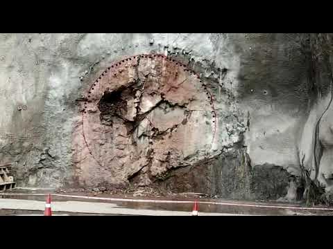 Embedded thumbnail for 5th TBM breakthrough at CSMIA T2